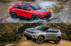 [Expert car compare] 2019 Jeep Cherokee versus 2019 Jeep Compass