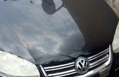 Volkswagen Jetta 2008 Black for sale