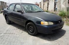 Sell used 2001 Toyota Corolla at price ₦550,000