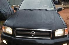 Sell black 2004 Nissan Pathfinder in Onitsha at cheap price