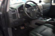 Nissan Titan 2007 Black for Sale