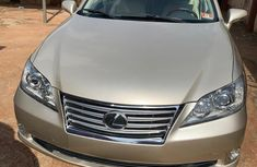 Well maintained 2011 Lexus ES sedan automatic for sale in Ikeja