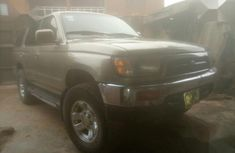 Sell well kept brown 1998 Toyota 4-Runner automatic in Lagos