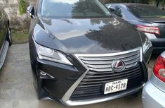 Used 2016 Lexus RX suv / crossover at mileage 16,000 for sale
