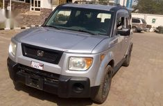 Sell used grey/silver 2007 Honda Element suv / crossover at cheap price