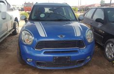 Mini Countryman 2011 Blue for sale