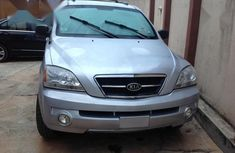 Kia Sorento 2005 3.5 V6 Automatic Silver for sale