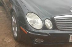 Sell cheap black 2007 Mercedes-Benz E350 automatic