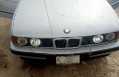 Selling grey 1981 BMW 525i automatic at mileage 7,269