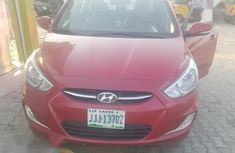 Hyundai Accent 2016 Red for sale