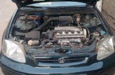Best priced green 2004 Honda Civic sedan manual