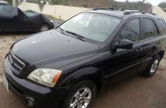 Used black 2004 Kia Sorento for sale at price ₦900,000 in Abuja