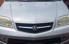 Sell grey/silver 2003 Acura MDX automatic in Onitsha