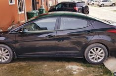 Hyundai Elantra 2015 Black for sale