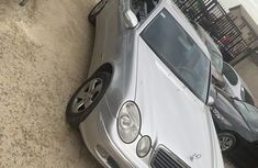 Used grey/silver 2004 Mercedes-Benz E240 automatic for sale
