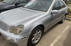Well maintained 2002 Mercedes-Benz C320 at mileage 115,212 for sale in Kano