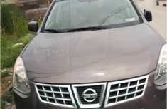 Brown 2008 Nissan Rogue suv / crossover automatic at mileage 158,310 for sale