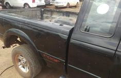 Ford Ranger 2002 Black for sale