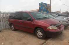 Ford Windstar 2002 3.8 Red for sale