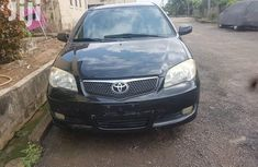 Sell well kept black 2005 Toyota Vios sedan automatic