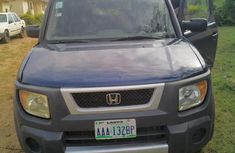 Sell clean used 2005 Honda Element at mileage 100,000 in Lagos