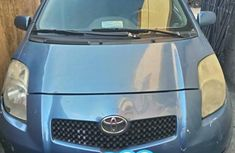 Toyota Yaris 2008 Blue for sale