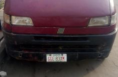 Sell well kept 2000 Fiat Ducato in Lagos