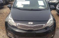 Sell black 2014 Kia Rio manual at mileage 112,524