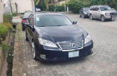 Used 2012 Lexus ES automatic car at attractive price