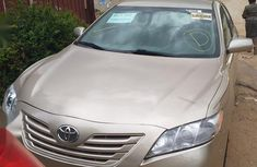 Sell cheap orange 2007 Toyota Camry at mileage 223,720 in Ibadan