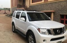 Used 2008 Nissan Pathfinder car at attractive price in Abuja