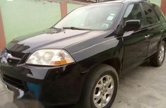 Sell black 2003 Acura MDX automatic at mileage 0 in Ikeja