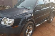 Nissan Xterra 2002 Black for sale