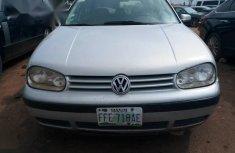 Volkswagen Golf 2001 1.6 Silver for sale