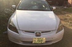 Neatly Nigerian used 2006 Honda Accord