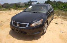 Best priced used 2008 Honda Accord in Lagos (origin: foreign)