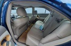 Toyota Camry 2007 Blue