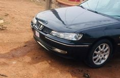 Black 2003 Peugeot 406 suv / crossover manual at mileage 238,556 for sale