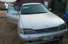 Sell used grey 2005 Toyota Carina sedan at price ₦550,000