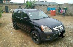 Black 2006 Honda CR-V car suv / crossover automatic at attractive price