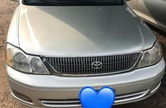 Need to sell 2003 Toyota Avalon automatic in good condition in Lagos