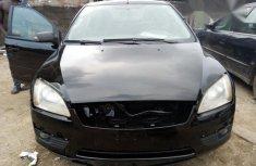 Sell black 2007 Ford Focus sedan automatic at price ₦1,000,000