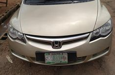 Very clean 2008 Honda Civic for sale at price ₦1,000,000