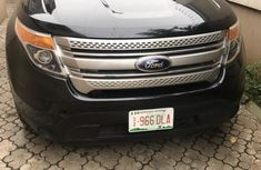 Sell well kept 2014 Ford Explorer automatic in Lagos