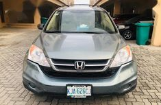 Authentic green 2011 Honda CR-V automatic in good condition