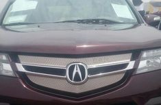 Acura RL 2009 Brown for sale