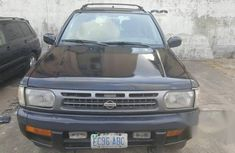 Sell cheap black 1998 Nissan Pathfinder in Lagos (origin: domestic)