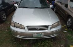 Sell cheap orange 2002 Toyota Camry at mileage 10,223
