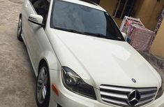Selling 2012 Mercedes-Benz C300 automatic in good condition at price ₦6,500,000