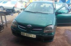 Green 2004 Nissan Almera car at mileage 85 at attractive price